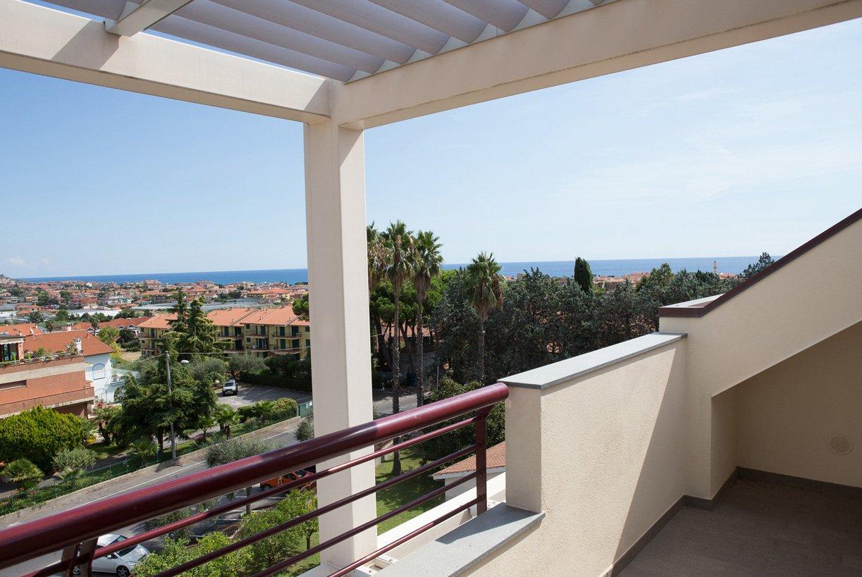 Appartamenti in vendita vista mare Liguria - Residenza Il Bel Soggiorno