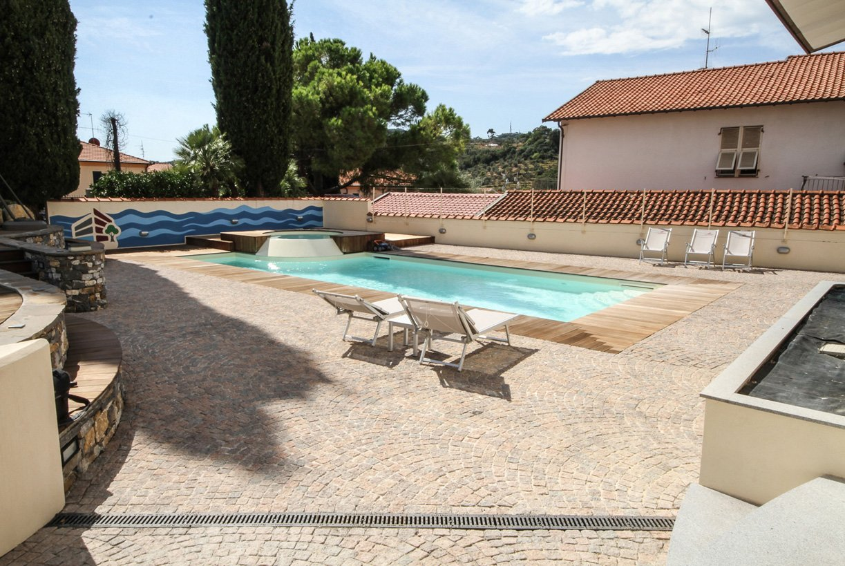 Appartamenti senza barriere in liguria residenza il bel for Soggiorno in liguria