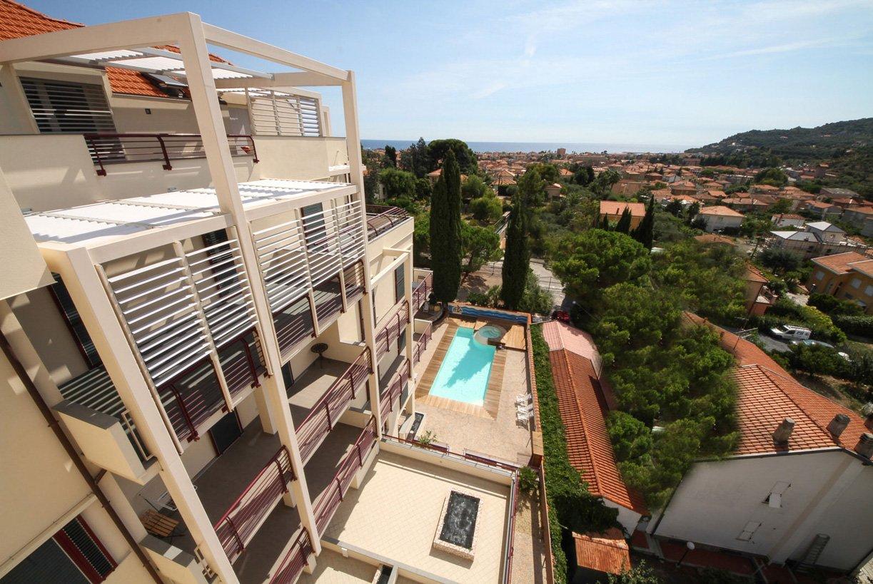 Bilocali in vendita in liguria residenza il bel soggiorno for Soggiorno in liguria